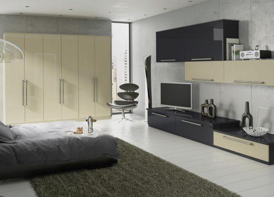 CGI_Bedroom_Edged_Phoenix_S2_Gloss-Mussel-Metallic-Anthracite_RGB