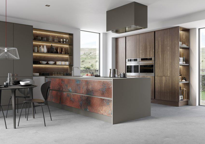 Ferro Oxidized Copper and Rezana Espresso Oak_Main Shoot