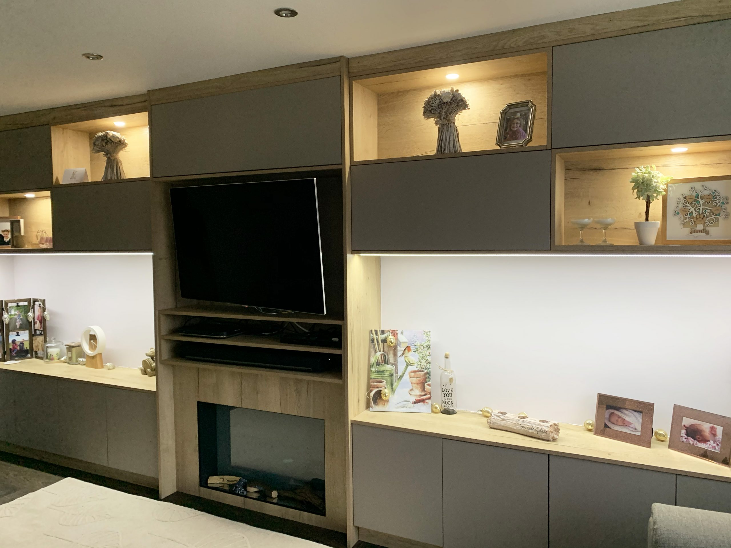 Fitted Media unit